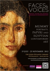 Faces & Voices Poster